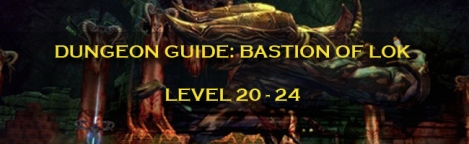 Dungeon Guide Label - Bastion of LoK