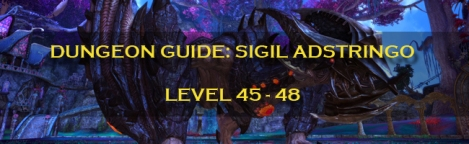 Dungeon Guide Label - Sigil Adstringo