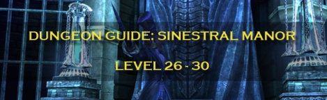 Dungeon Guide Label - Sinestral Manor