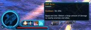 SWTOR - Intro to Space Combat - EMP Burst