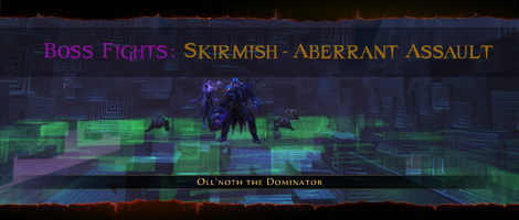 Neverwinter - Boss Fights - Oll Noth the Dominator - Header